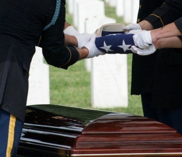 Military Veteran Burial Flag Who Is Eligible Eligibility Flag Display Cases Cremation Urns