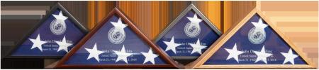 Sergeant Flag Case, American Sergeant Flag Case