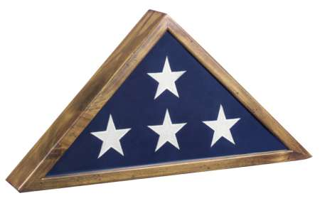 Heartland Pine Burial Flag Case free shipping