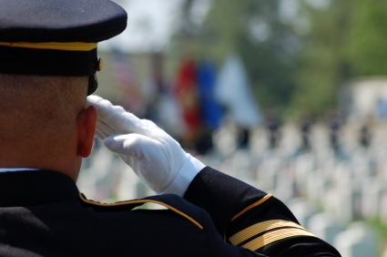 Military Veteran Funeral Honors Ceremony What Who Eligible